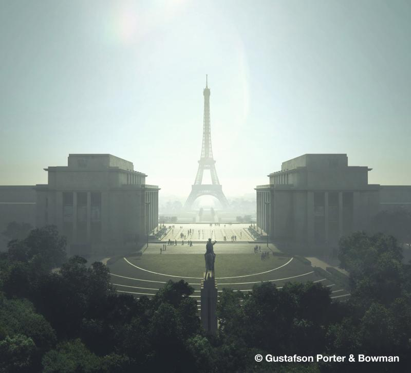 Eiffel Tower Site - JML Water Feature Design